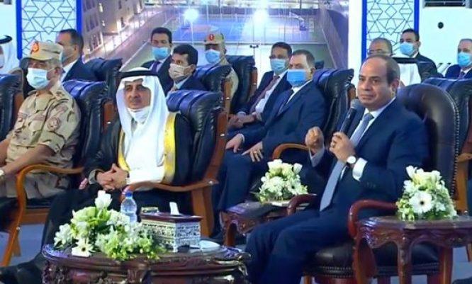 الرئيس السيسي : نعمل على إنشاء جامعات مصرية بمواصفات ومعايير عالمية