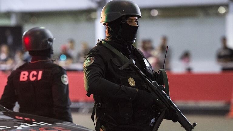 الأمن المغربى يلقى القبض على خلية إرهابية تنتمى لداعش بمدينة طنجة