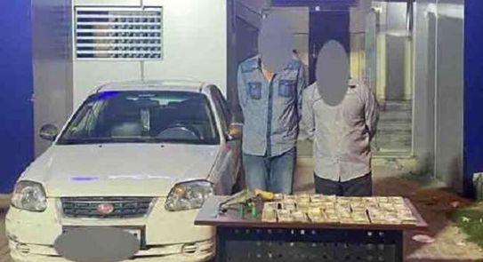 ضبط المتهمين بسرقة 700 ألف جنيه من داخل سيارة بالقاهرة