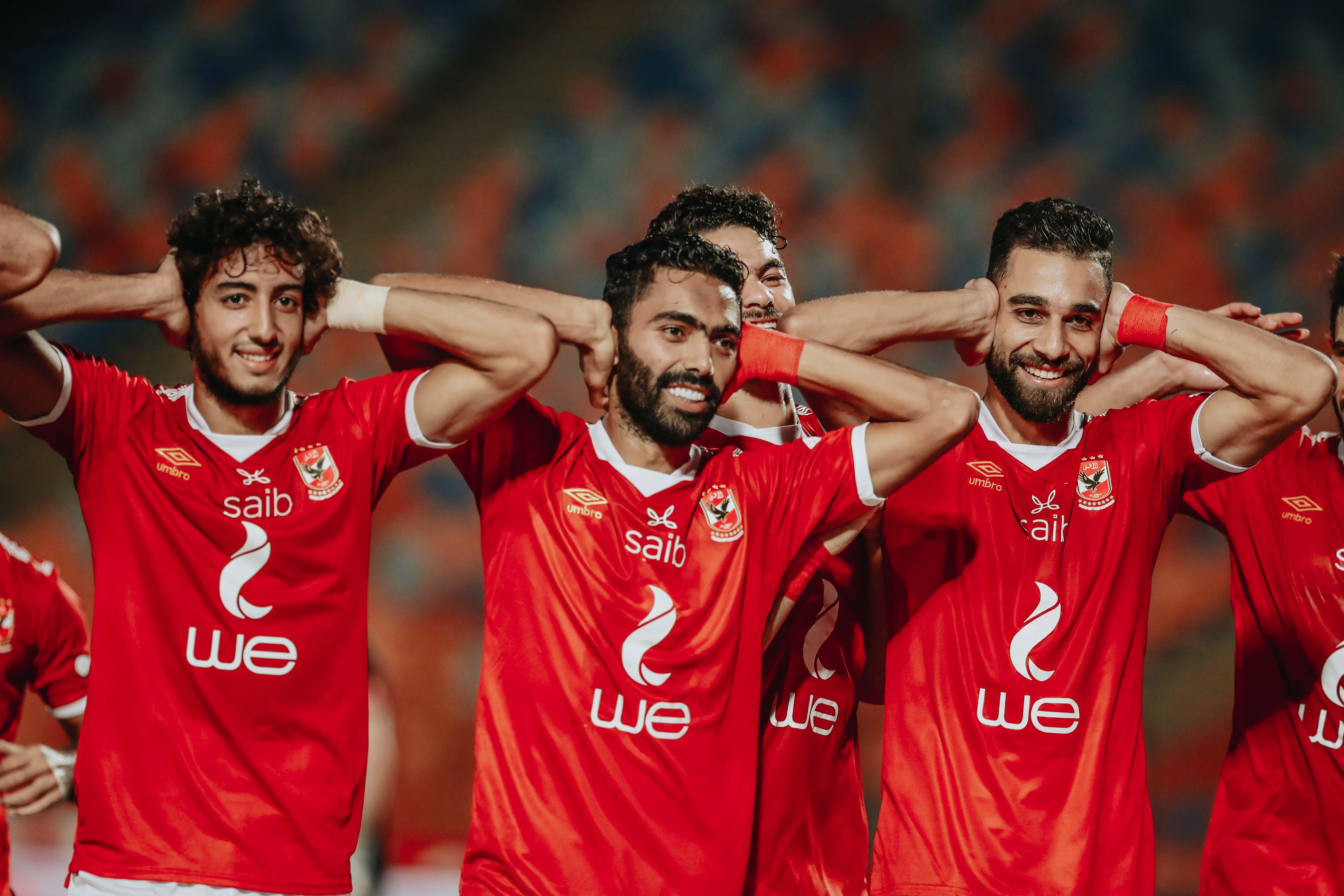 «موسيماني» يستهل مشوارة مع الاهلي بفوز على المقاولون بهدف نظيف في الدوري