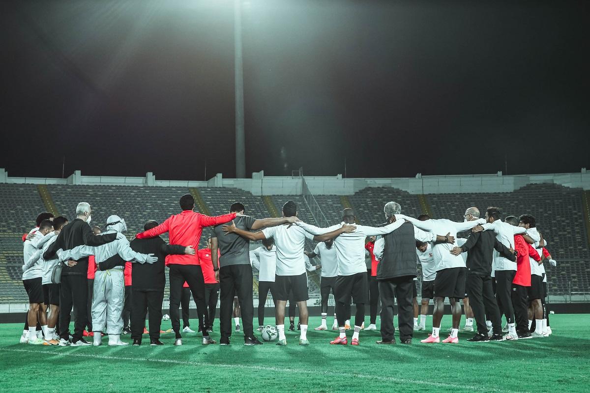 الأهلي يجري مسحة طبية قبل المران استعدادًا لمواجهة الوداد في دوري أبطال إفريقيا