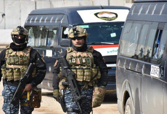 الأمن العراقى يحبط محاولة تفجير سوق شعبى شرق بغداد