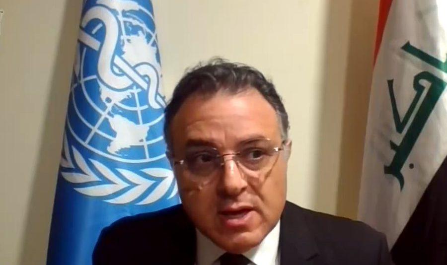 الصحة العالمية : العراق يدخل المرحلة الثالثة لفيروس كورونا