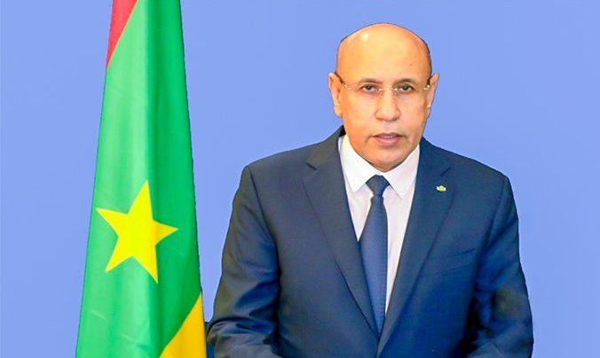 الرئيس الموريتانى يتوجه إلى الكويت لتقديم العزاء فى الأمير الراحل