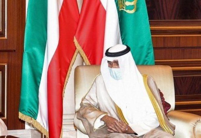 استمرار وصول الوفود الأجنبية والعربية للكويت للتعزية فى وفاة الأمير الراحل