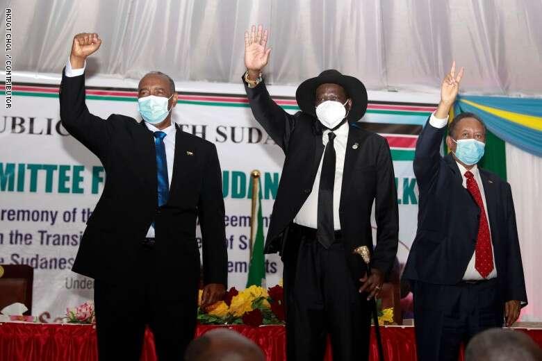 صحيفتان إماراتيتان: اتفاق السلام بين الحكومة السودانية والحركات المسلحة ينهي الصراع بالبلاد