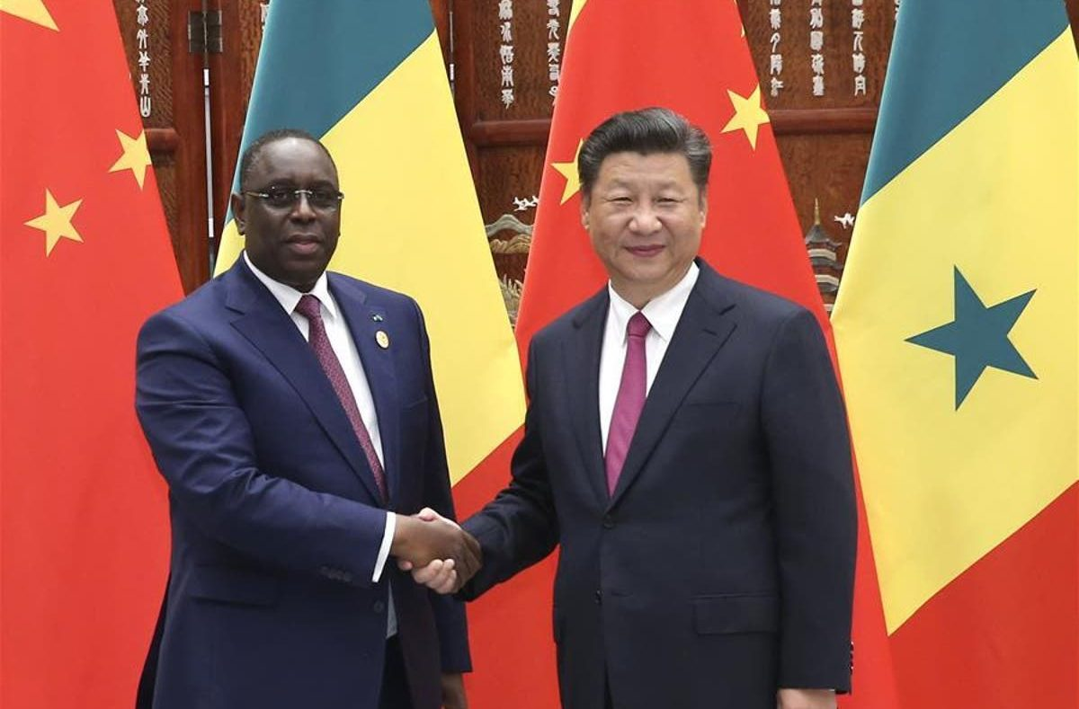 رئيسا الصين والسنغال يؤكدان أهمية تعزيز التعاون الصينى-الأفريقى