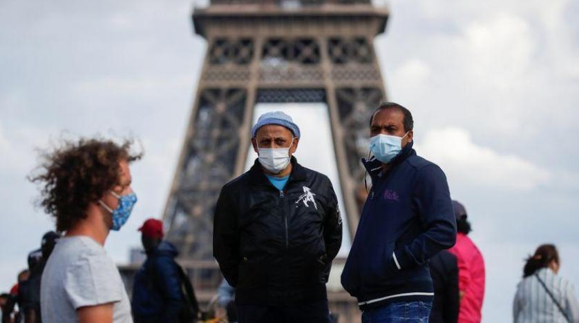 فرنسا تسجل 23306 حالة إيجابية و170 وفاة بفيروس كورونا