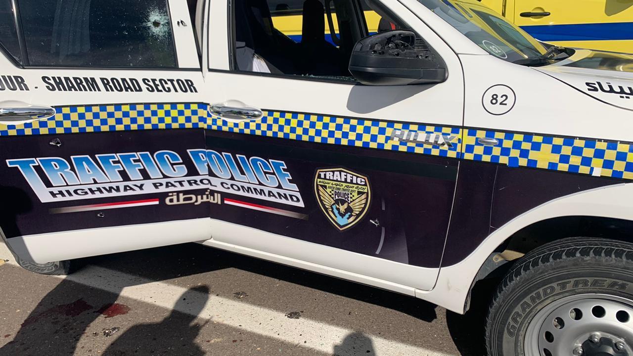 استشهاد ضابط وأمين شرطة-2
