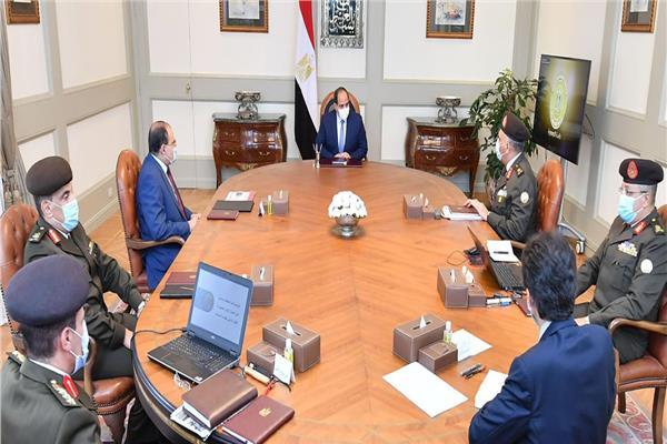 السيسي يوجه بتطوير ميدان رمسيس لتسهيل حركة المواطنين