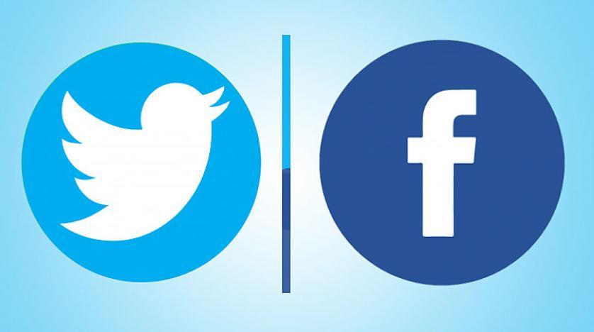 «تويتر و فيسبوك» يعلقان حسابات لنشر محتوى عن الانتخابات الأمريكية يخالف سياستهما
