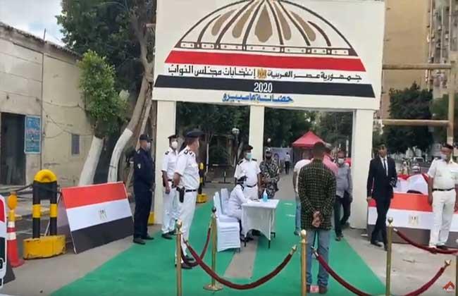 فتح اللجان أمام الناخبين للإدلاء بأصواتهم في ثاني أيام التصويت بانتخابات «مجلس النواب»