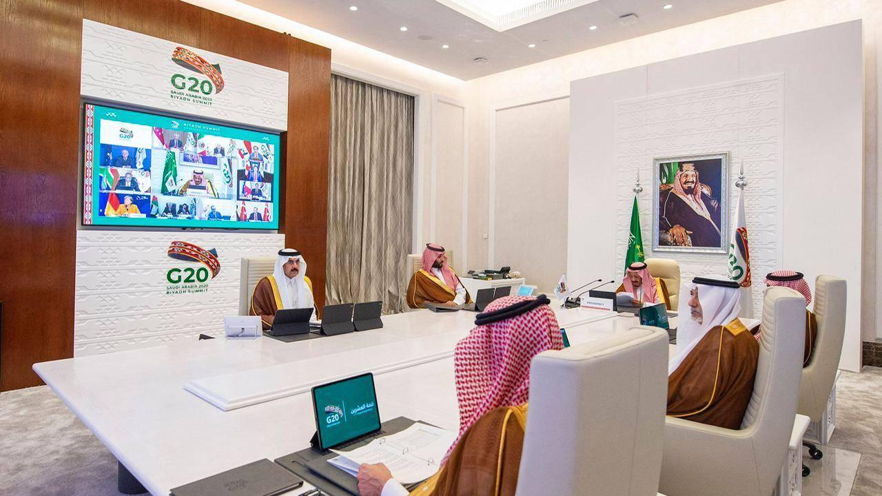 نص كلمة خادم الحرمين الشريفين الملك سلمان بن عبدالعزيز خلال قمة «مجموعة العشرين»