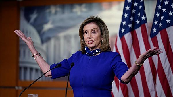 """إعادة انتخاب """"نانسي بيلوسي"""" رئيسة لمجلس النواب الأمريكي"""