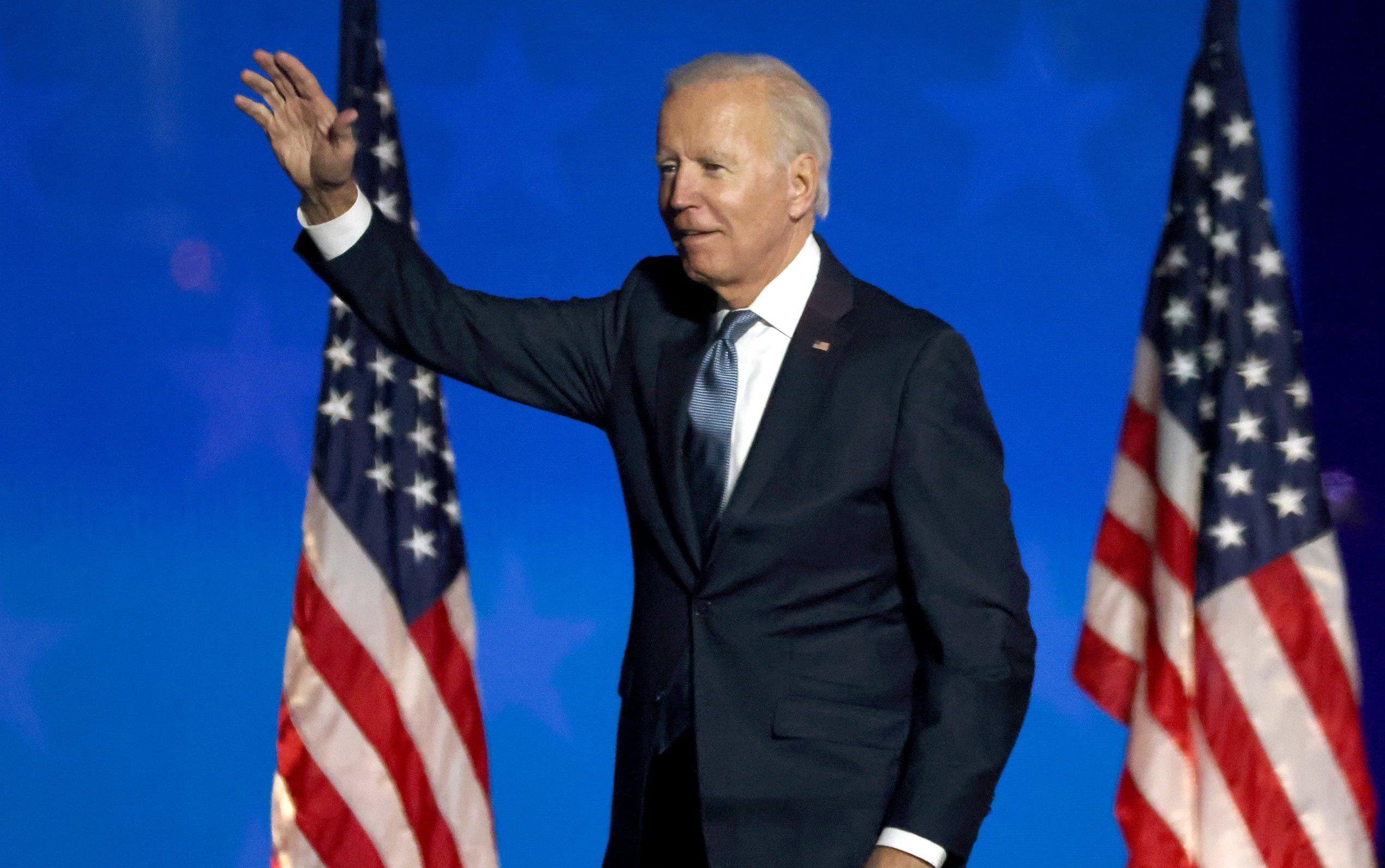 جو بايدن يؤدي اليمين الدستورية رئيساً للولايات المتحدة