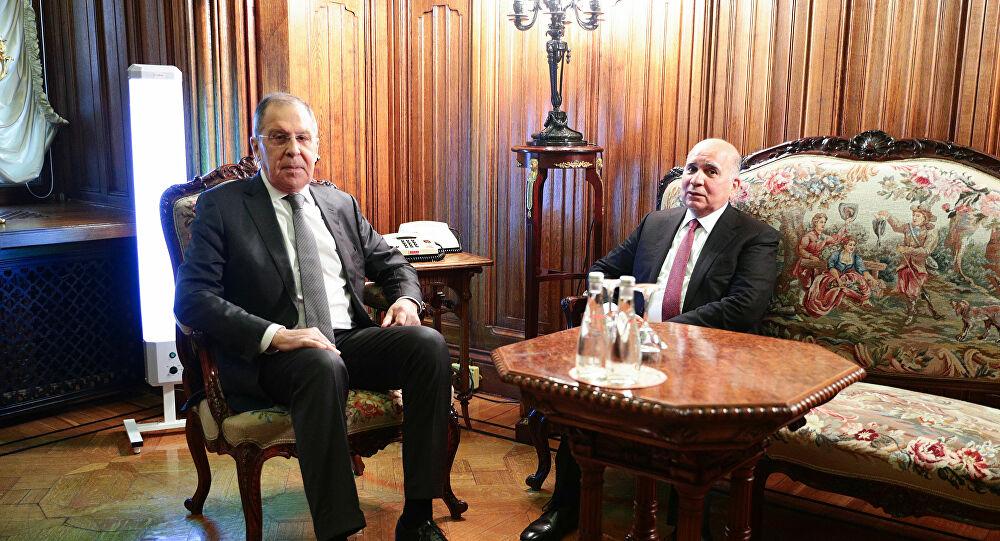 لافروف ونظيره العراقى يبحثان العلاقات الثنائية والوضع فى الشرق الأوسط