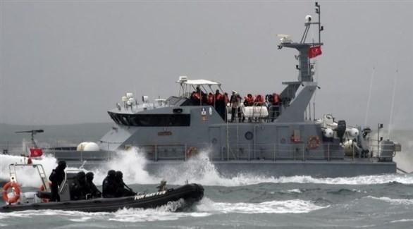 إنقاذ 19 مهاجرًا غير شرعى من الغرق بولاية صفاقس التونسية