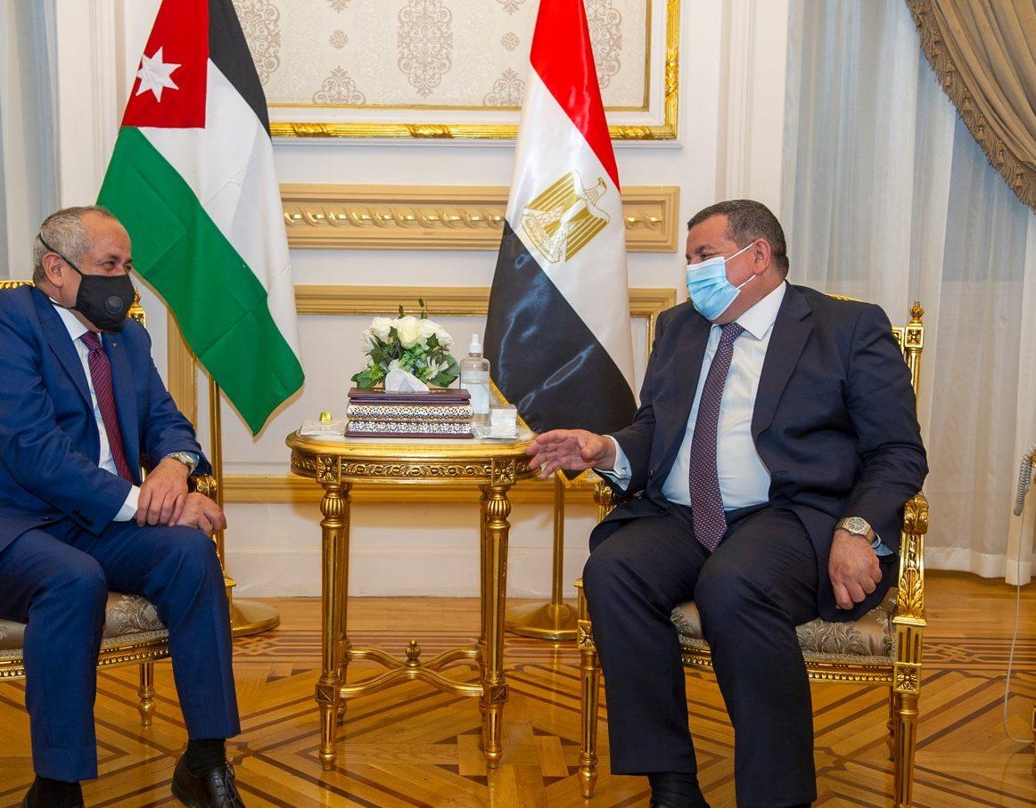 صور   وزير الإعلام يستقبل نظيرة الأردني ويتفقان على التعاون بين البلدين