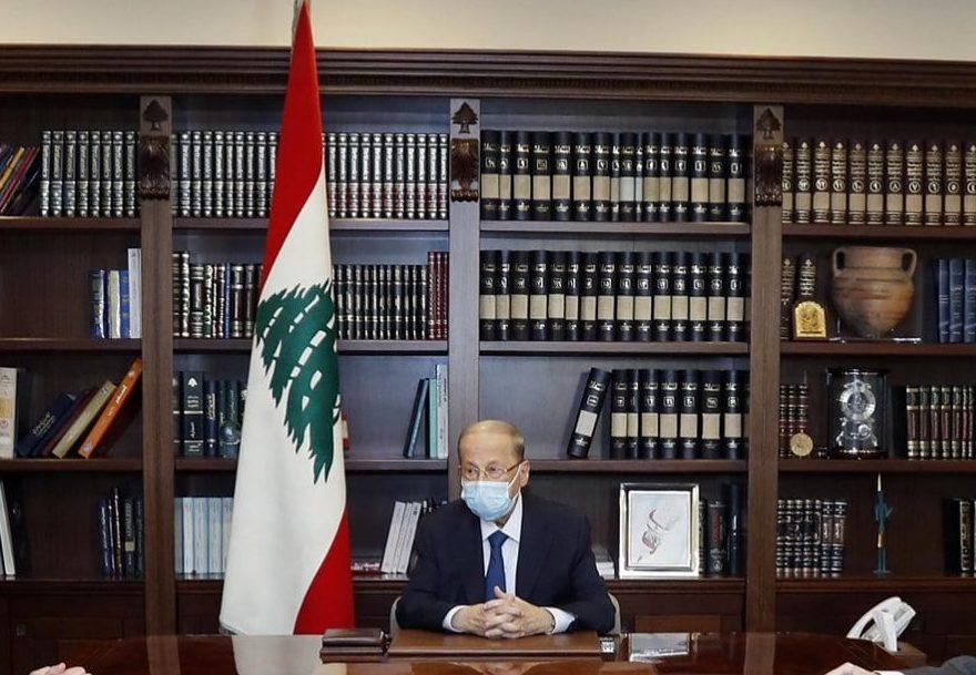 الرئيس اللبناني يدعو مجلس الدفاع للانعقاد وبحث تداعيات انتشار كورونا