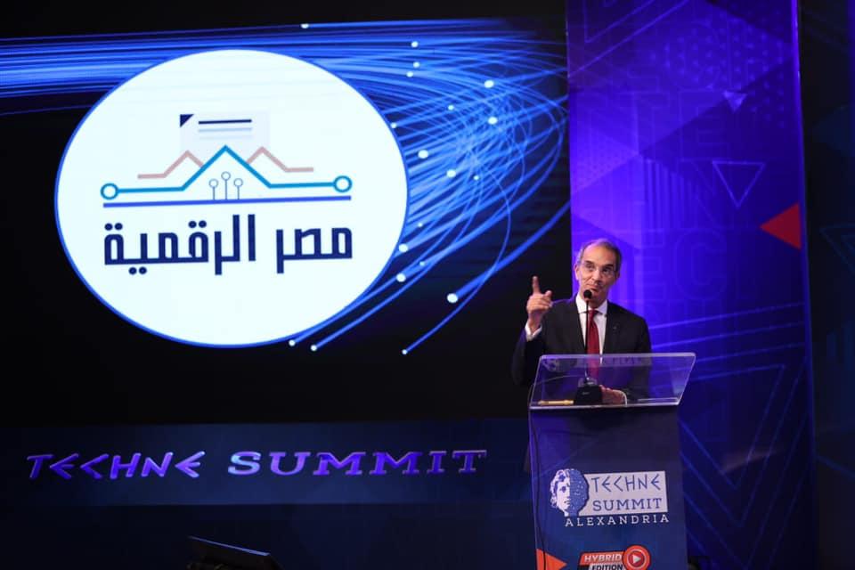 صور | وزير الاتصالات : 1.9 مليار دولار استثمارات لتطوير البنية التحتية للاتصالات خلال عامين