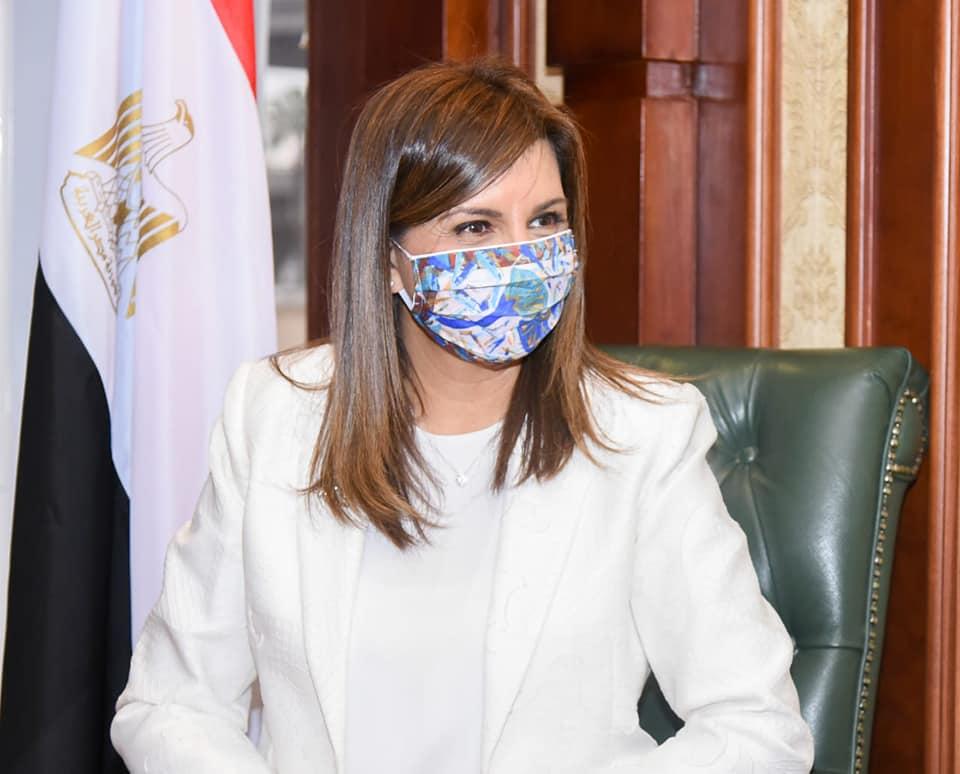 """وزيرة الهجرة تشيد بدور """"الأوقاف"""" في دعم جهود محاربة الهجرة غير الشرعية"""