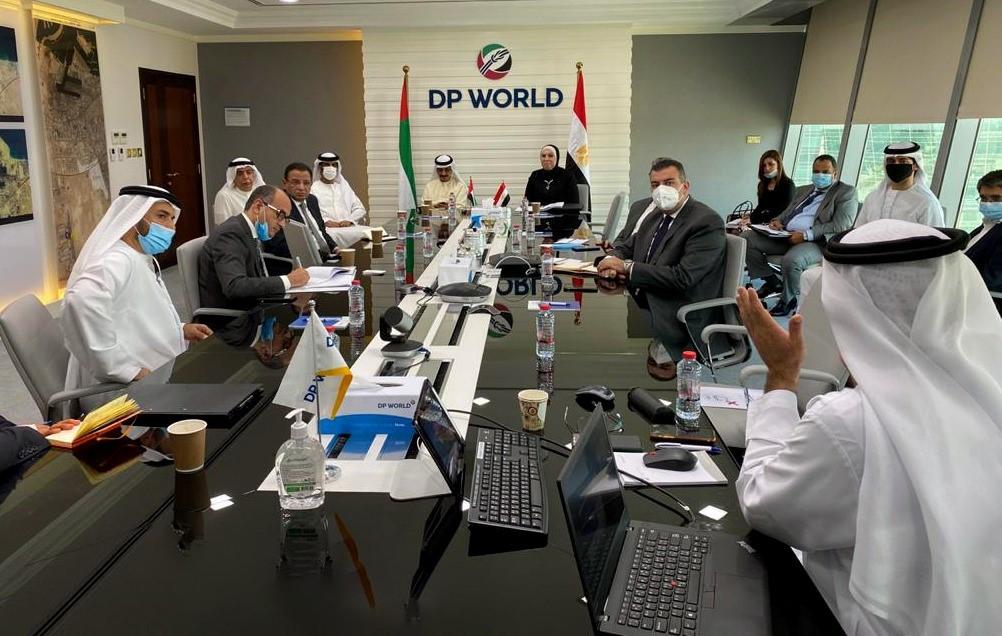 صور | نيفين جامع تعقد سلسلة لقاءات مع عدد من المؤسسات المالية والاستثمارية والصناعية الإماراتية