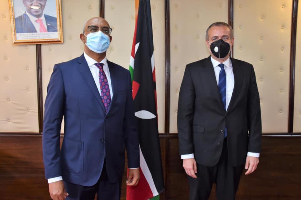 الصحة الكينية يثنى على تفعيل حملة الرئيس السيسي لعلاج مليون إفريقي فى بلاده