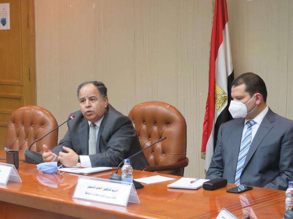 صور | وزير المالية : مصر أول دولة بالشرق الأوسط تطبق «الفاتورة الإلكترونية»