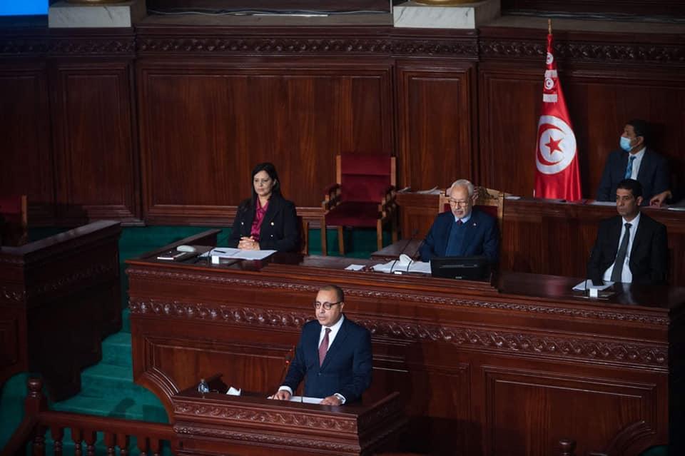 رئيس الوزراء التونسي يقترح فتح حوار وطني لتحديد وتنفيذ مشاريع التنمية