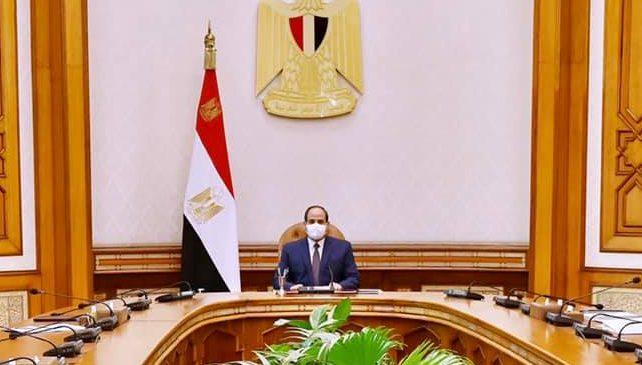 توجيهات الرئيس السيسي بسكن كريم لكل المصريين وتطورات وضع كورونا في مصر يتصدر عناوين الصحف
