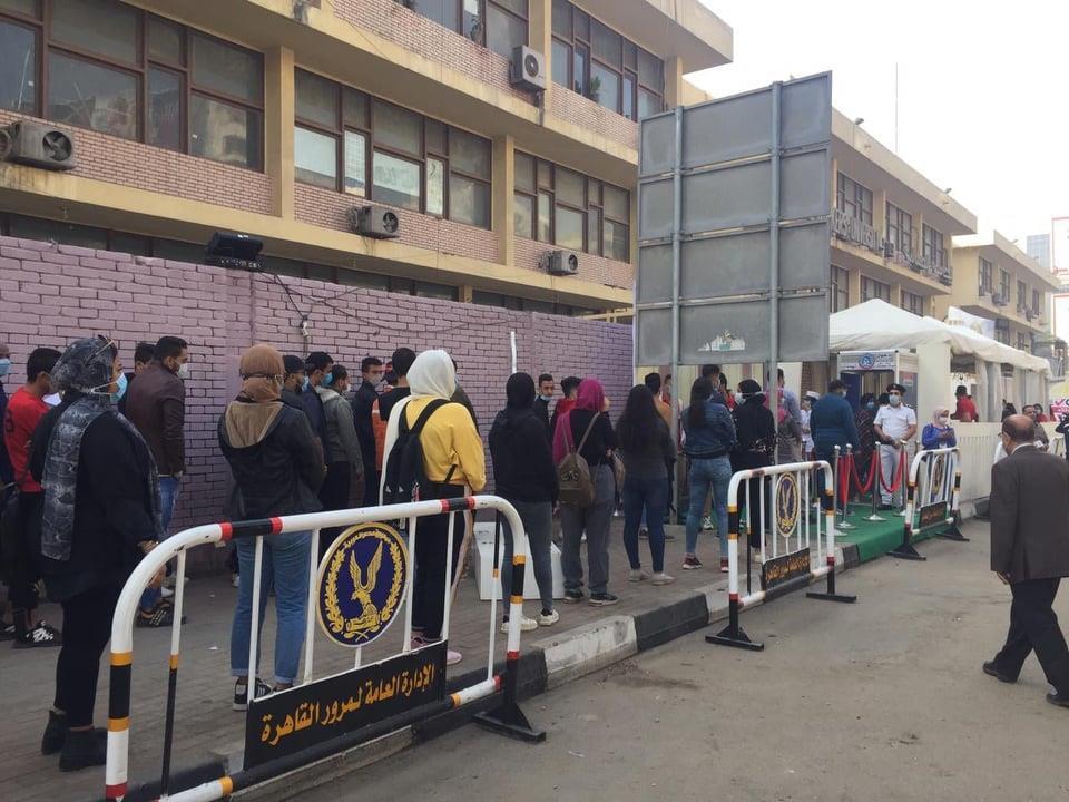 توافد الناخبين في ثاني أيام انتخابات النواب بالقاهرة