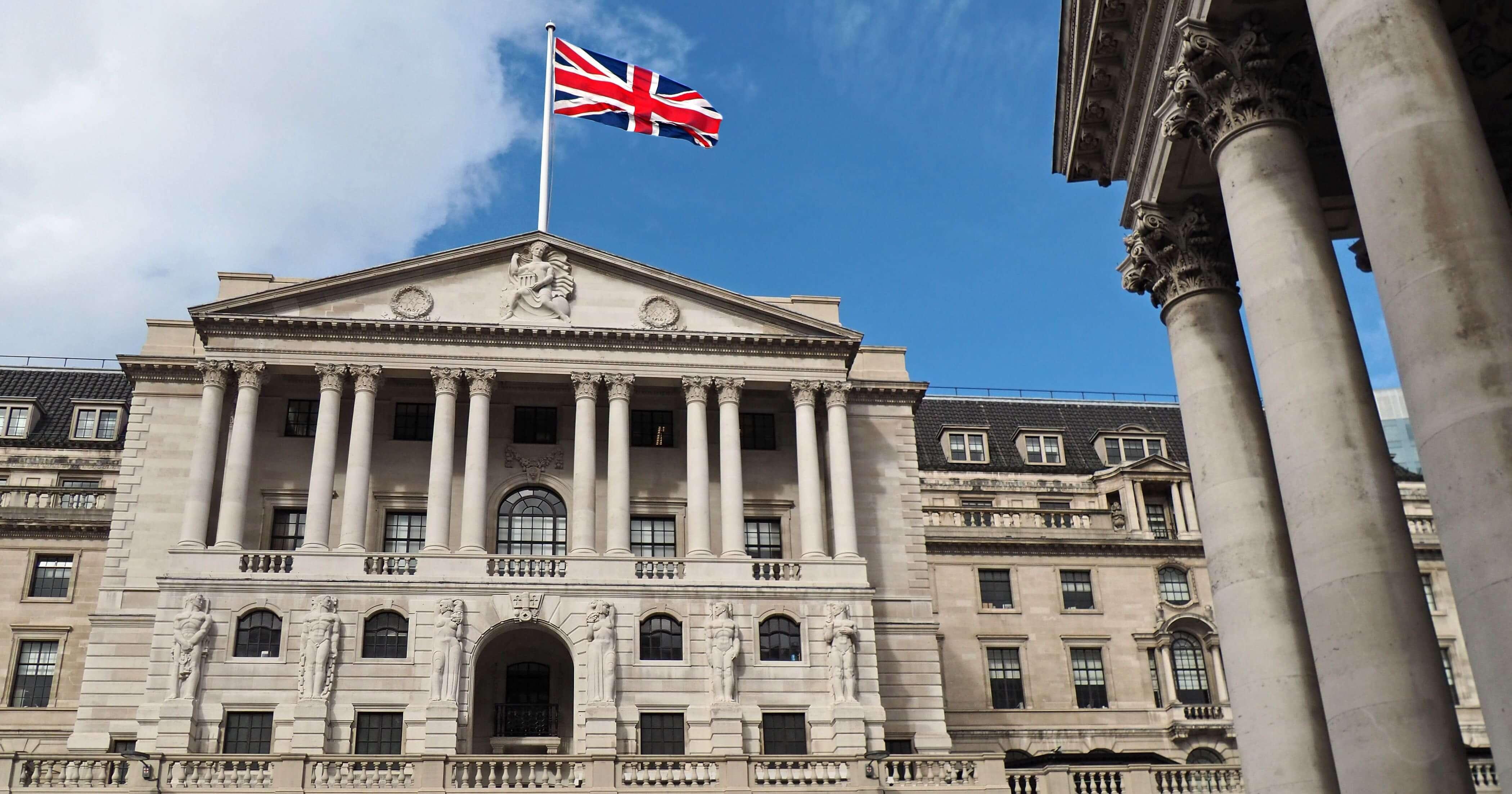 بنك إنجلترا المركزى يؤكد عدم عودة الاقتصاد لحجمه قبل الجائحة إلا فى 2022