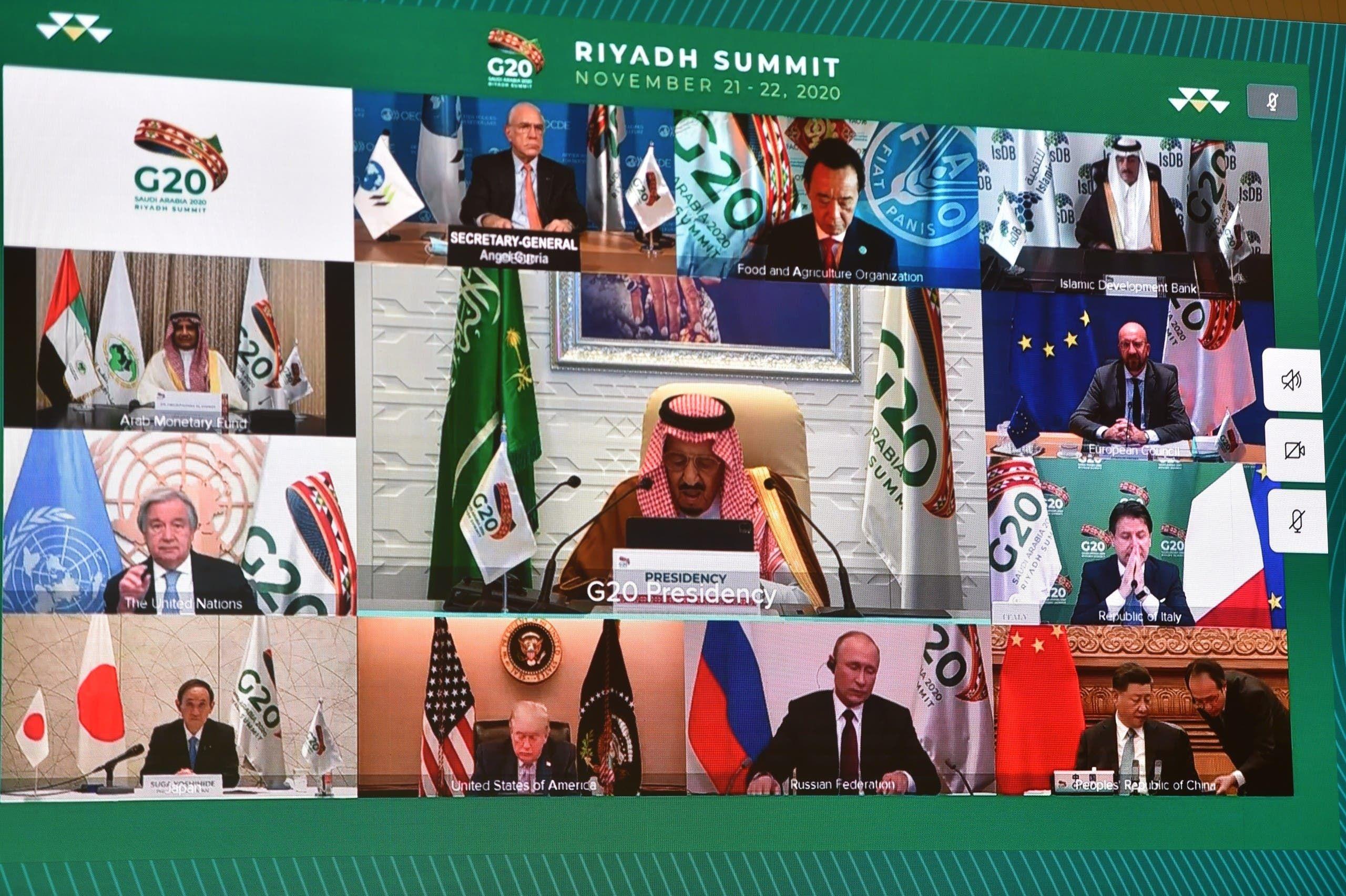 صحيفة سعودية : نتائج قمة العشرين تترجم حجم المسئولية التاريخية للسعودية