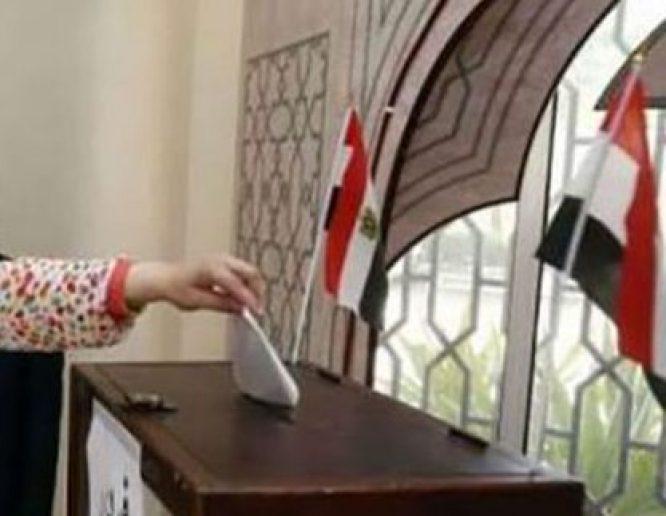 المصريون بالخارج يواصلون طباعة بطاقات الاقتراع في جولة إعادة المرحلة الأولى لانتخابات النواب