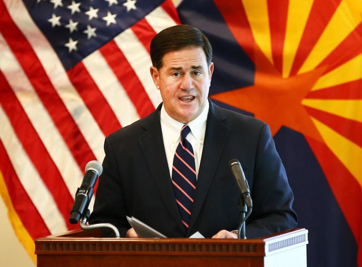 """حاكم """"أريزونا"""" يحذر من استباق النتائج قبل فرز جميع الأصوات في الولاية"""