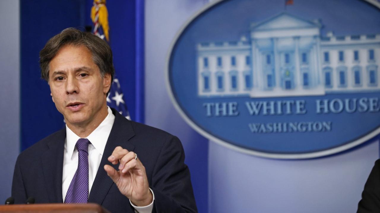 """""""ذا هيل"""": بلينكن أبرز المرشحين لمنصب وزير الخارجية فى إدارة بايدن"""