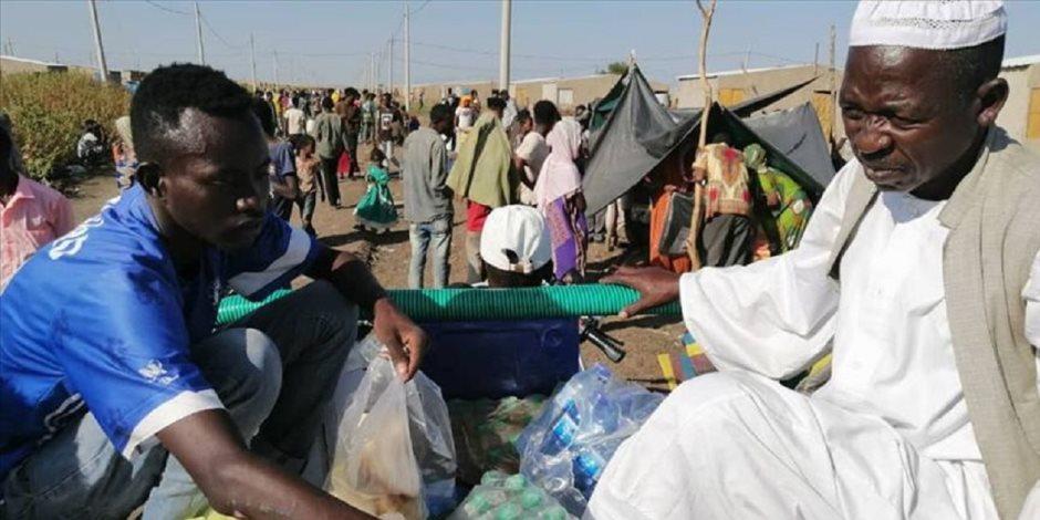 مفوضية اللاجئين تتوقع هروب 200 ألف إثيوبى للسودان بسبب الصراع بين الحكومة وتيجراى