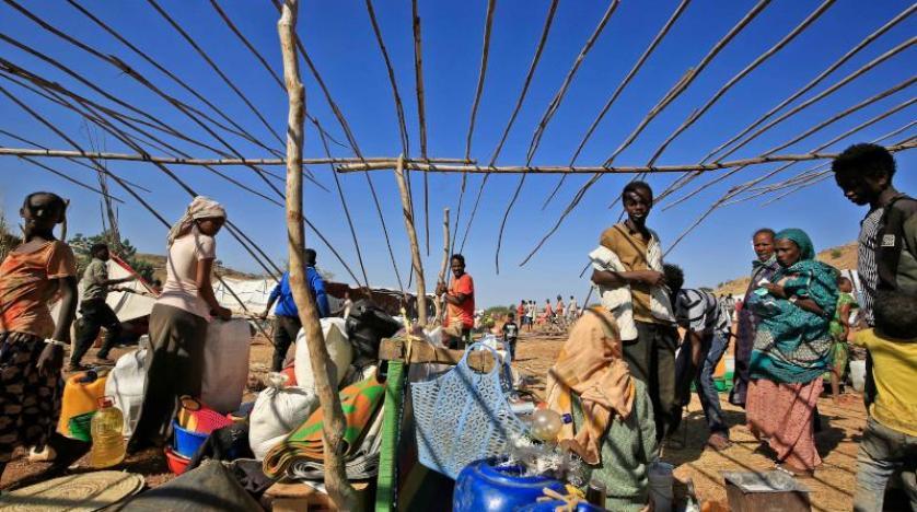 الأمم المتحدة: معالجة وضع اللاجئين الإثيوبيين بالسودان يحتاج لـ 150 مليون دولار