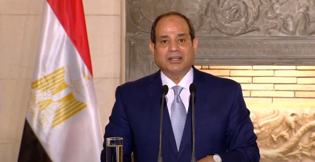 الرئيس السيسي : الإرهاب ظاهرة عالمية ولا يجب ربطها بأي دين على الإطلاق