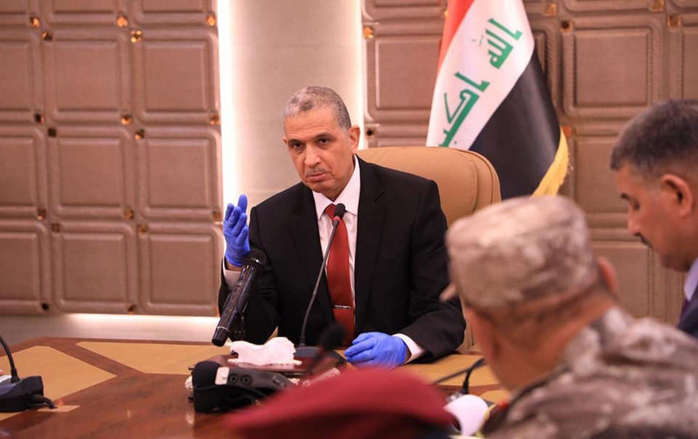 وزير الداخلية العراقى يوجه برفع درجة الاستعداد الأمنى للانتخابات البرلمانية المقبلة