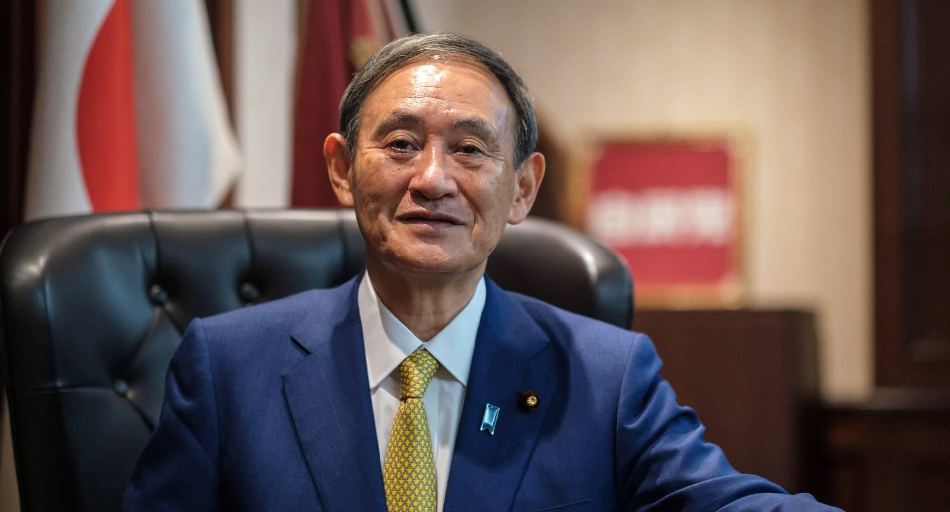 رئيس وزراء اليابان يهنئ بايدن ويأمل بتعزيز التحالف الثنائى