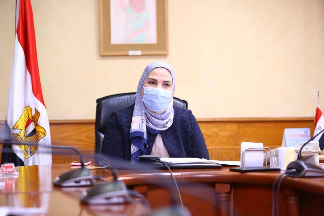 وزيرة التضامن الاجتماعي تشارك في ندوة توظيف الفن لتعزيز الوعي بقضايا التضامن الاجتماعي