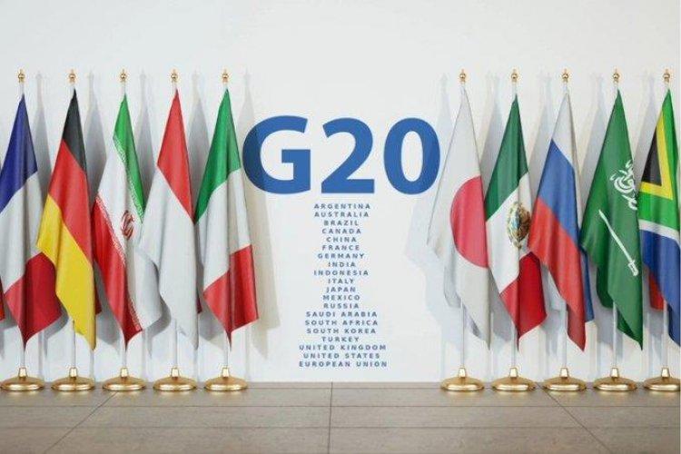 """صحيفة """"الإقتصادية"""" تبرز دور السعودية في قمة """"مجموعة العشرين"""""""