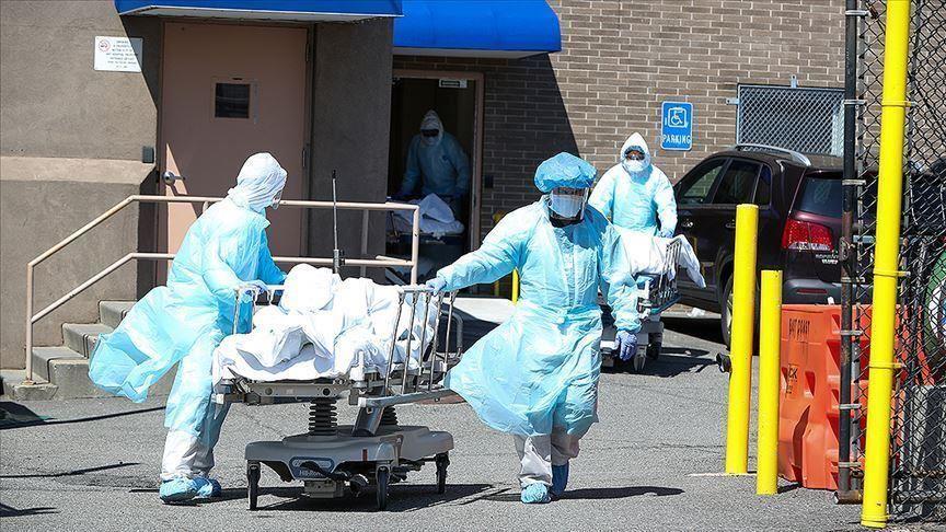 الولايات المتحدة تسجل 169 ألفا و190 إصابة جديدة بفيروس كورونا