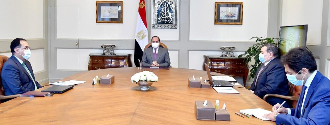 الرئيس السيسي يوجه بالعمل على مواكبة التطور التكنولوجي في مجال الإعلام
