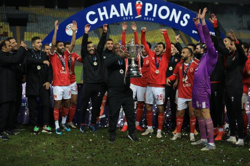 فيفا يهنئ النادي «الأهلي» بالتتويج بكأس مصر والثلاثية التاريخية