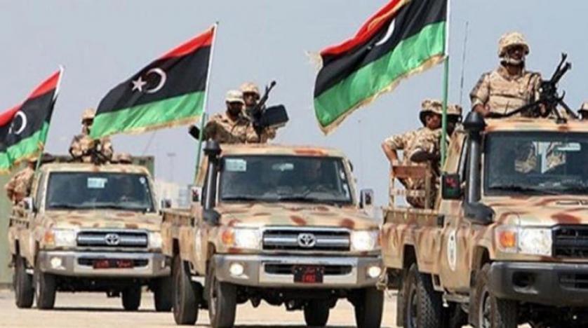 الجيش الوطني الليبي يرصد سفنا حربية تركية تقترب من خليج سرت