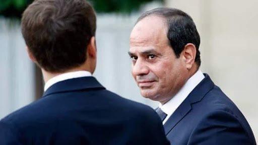 عظيمة يا مصر.. السيسي يلقن ماكرون درساً لن ينساه