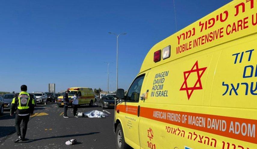 رجل تعرض لحادثة طعن في إسرائيل والشرطة تتدخل
