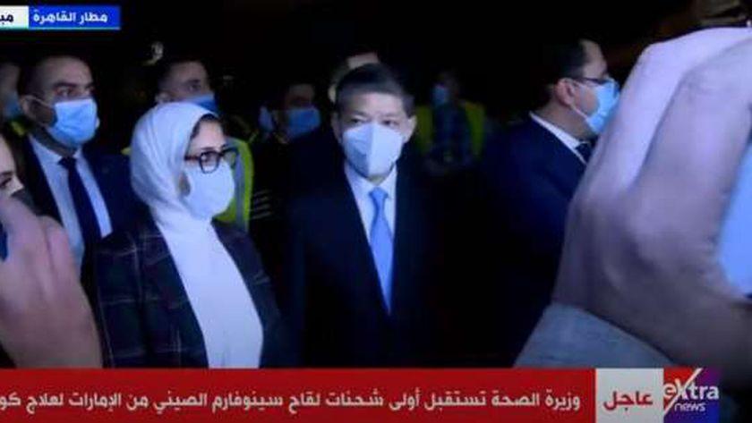 سفير الصين بالقاهرة: العلاقات المصرية الصينية شهدت تطورا كبيرا في عهد الرئيس السيسي